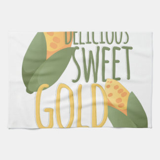 Sweet Gold Towel