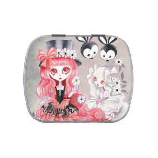 Sweet Gothic Party Jelly Belly Candy Tins