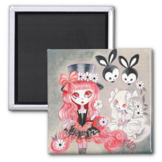 Sweet Gothic Party Magnet