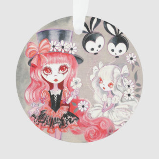 Sweet Gothic Party Ornament