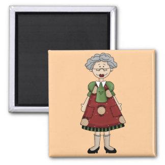 Sweet Granny Magnet