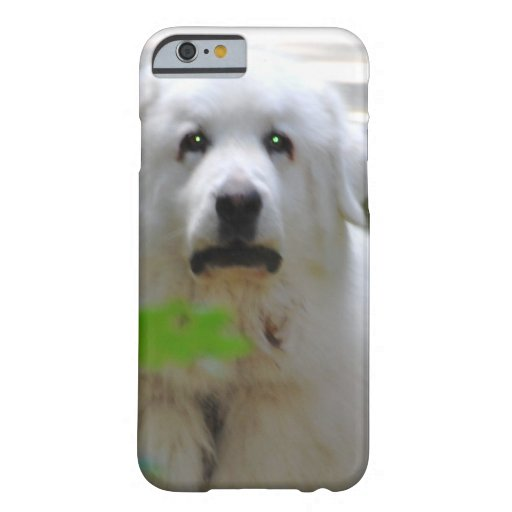 Sweet Great Pyrenees iPhone 6 Case