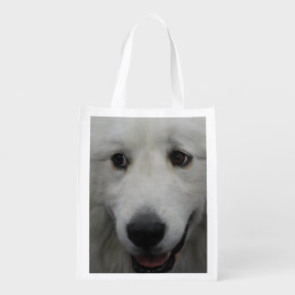 Sweet Great Pyrenees Market Tote