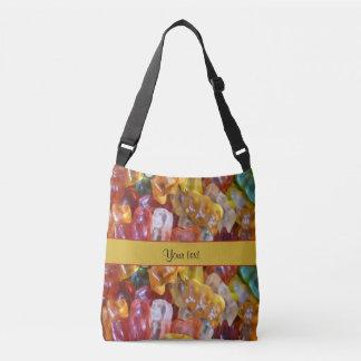 Sweet Gummi Bears Crossbody Bag