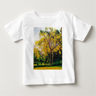 Sweet Gums Painting 302nd Baby T-Shirt