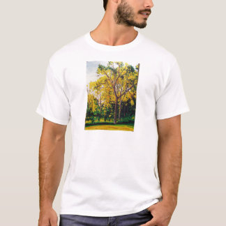 Sweet Gums Painting 302nd T-Shirt