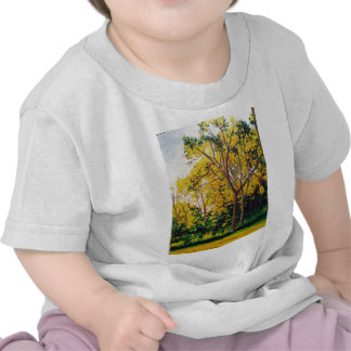 Sweet Gums Painting 302nd Tshirts
