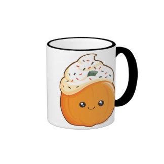 Sweet Halloween Ringer Mug