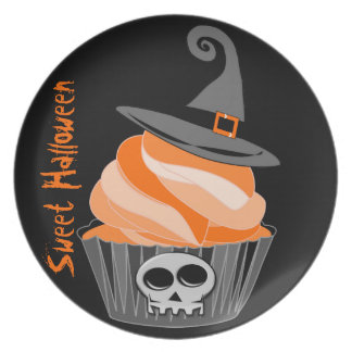 Sweet Halloween treats, Dinner Plate
