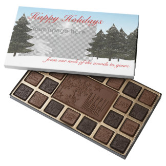 Sweet Happy Holidays! Assorted Chocolates