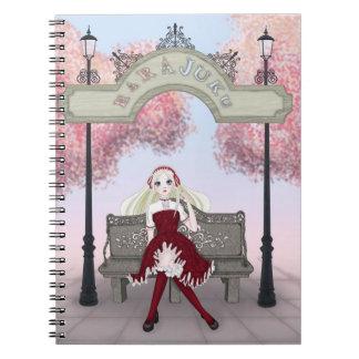 Sweet Harajuku Note Book
