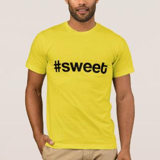 Sweet Hashtag T-Shirt