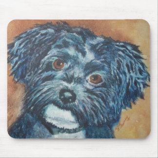 SWEET HAVANESE PUPPY MOUSEPAD