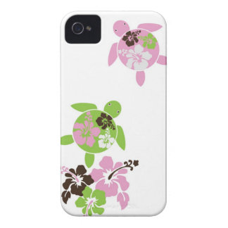 Sweet Hawaiian Honu iPhone 4 Case-Mate Case
