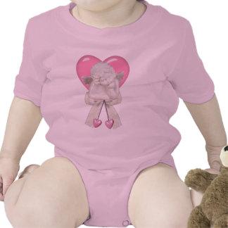Sweet Heart 'Baby Angel' Design Bodysuit