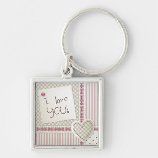 Sweet Heart Keychain