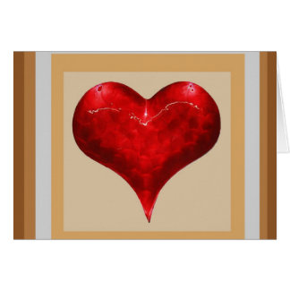 Sweet Heart - LOVE is in the air Greeting Cards