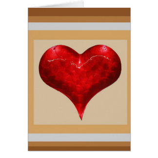 Sweet Heart - LOVE is in the air Card