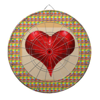 Sweet Heart - LOVE is in the air Dart Boards