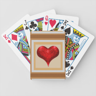 Sweet Heart - LOVE is in the air Playing Cards