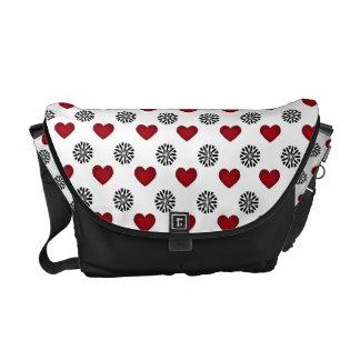 Sweet Heart Messenger Bag