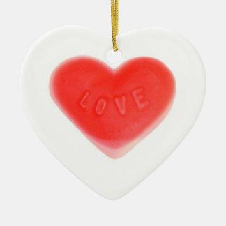 Sweet Heart 'Name & Date' ornament heart