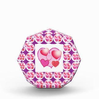Sweet Heart Patterns  : Pink Theme Award