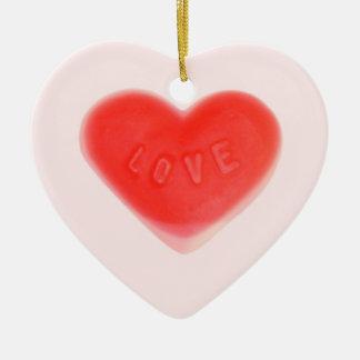Sweet Heart Pink ornament heart