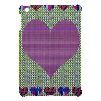 Sweet Heart Purple iPad Mini Case