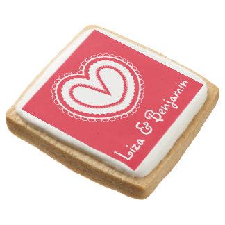 Sweet Heart Short bread cookies