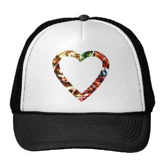 Sweet Heart V4 -  Sparkling Red Series Trucker Hat