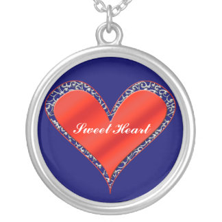 Sweet Heart Valentine's Day Necklace