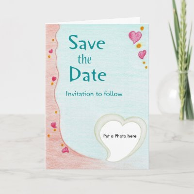 Sweet Heart Wedding Invitation Card by creativecardsdesign