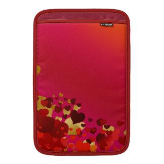 sweet hearts MacBook air sleeve