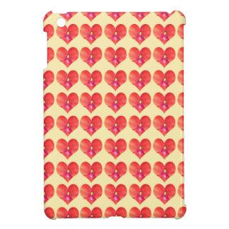 Sweet HEARTS Petal CherryHILL NJ NVN215 NavinJOSHI Case For The iPad Mini