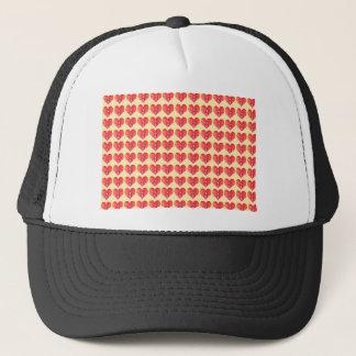 Sweet HEARTS Petal CherryHILL NJ NVN215 NavinJOSHI Trucker Hat