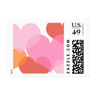 Sweet Hearts Postage