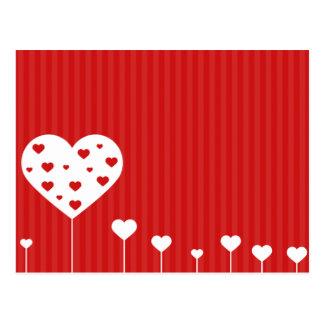 Sweet Hearts - Postcard