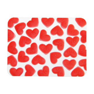 Sweet Hearts premium magnet Rectangle Magnet