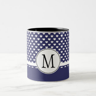 Sweet Hearts Two-Tone Coffee Mug