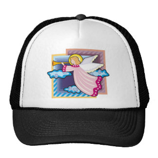 Sweet Heavenly Angel Trucker Hat