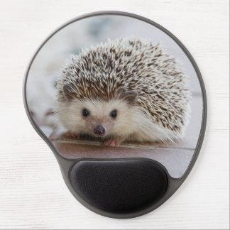 Sweet hedgehog gel mouse pad