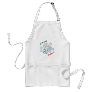 Sweet Holiday Aprons