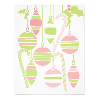Sweet Holiday Set Personalized Invitations