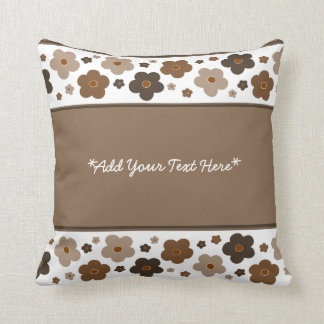 Sweet Home  03 - Throw Pillow