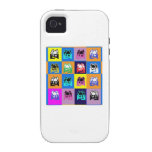 SWEET Home Abstract Graphic TEMPLATE Reseller GIFT iPhone 4/4S Case
