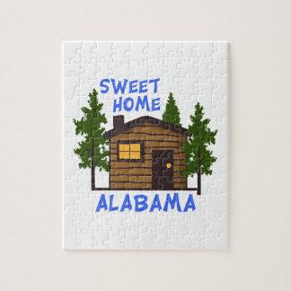 Sweet Home Alabama Puzzle