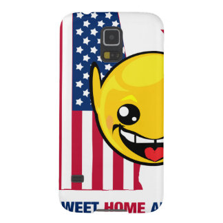 Sweet Home Alabama Smiley Galaxy S5 Case