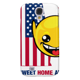 Sweet Home Alabama Smiley Samsung S4 Case