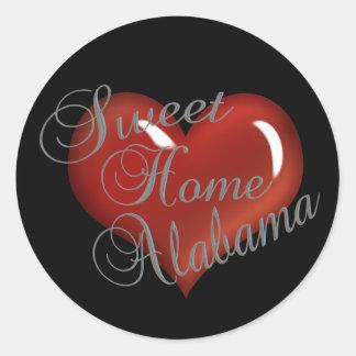 Sweet Home Alabama Sticker